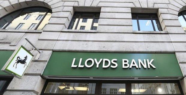 Lloyds affiche un bénéfice en hausse de 22%