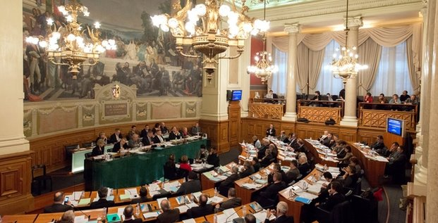 *Conseil général du Rhône