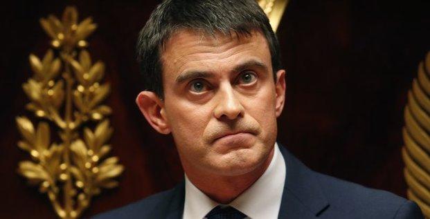 Manuel Valls demande une autre politique monétaire en Europe