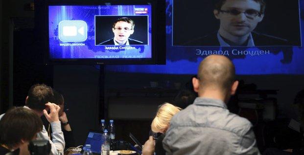 Snowden manipulé par la Russie, selon l'ancien patron de la NSA