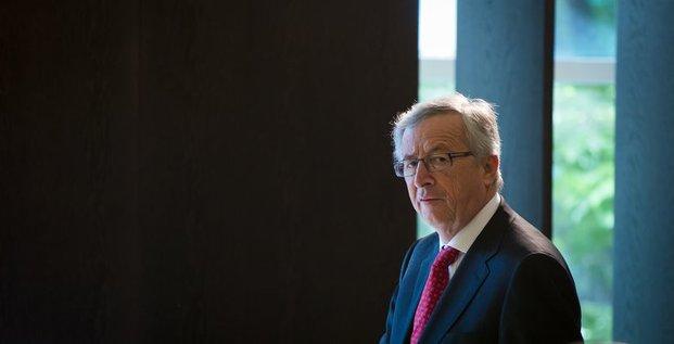 Jean-Claude Juncker se dit soutenu par Merkel pour la Commission