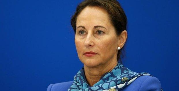 Ségolène Royal dénonce les boules puantes au gouvernement