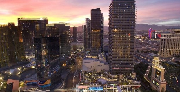 Deutsche Bank vend son casino The Cosmopolitan à Blackstone