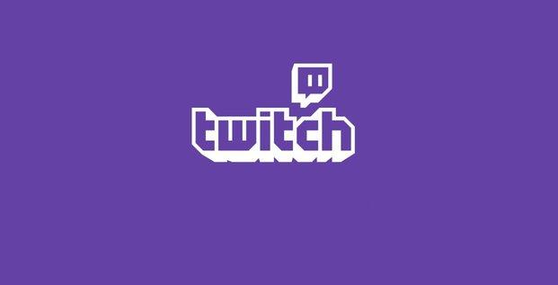 Logo Twitch.tv