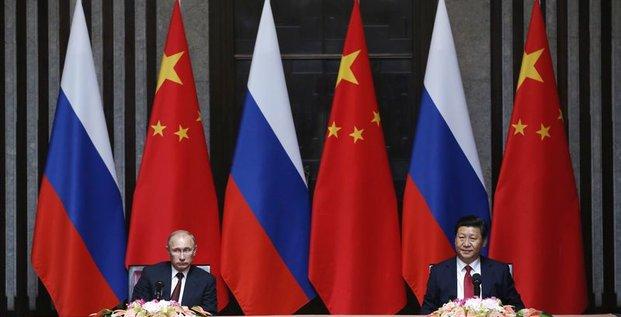Pas d'accord sur le gaz entre la Chine et la Russie