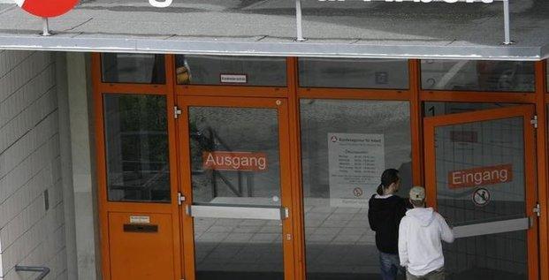 Hausse inattendue du chômage en Allemagne en mai