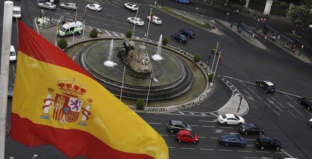 Troisième trimestre consécutif de croissance en Espagne