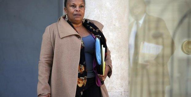 Christiane Taubira aurait été recadrée sur la réforme pénale