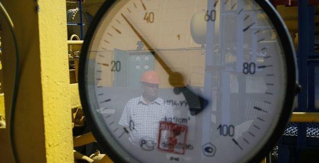 Moscou confirme le paiement d'une partie du gaz par Kiev