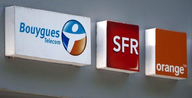 Orange étudie le bien-fondé d'un rachat de Bouygues Telecom