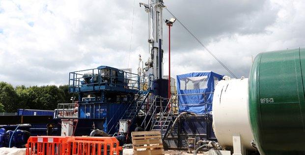 gaz de schiste exploitation