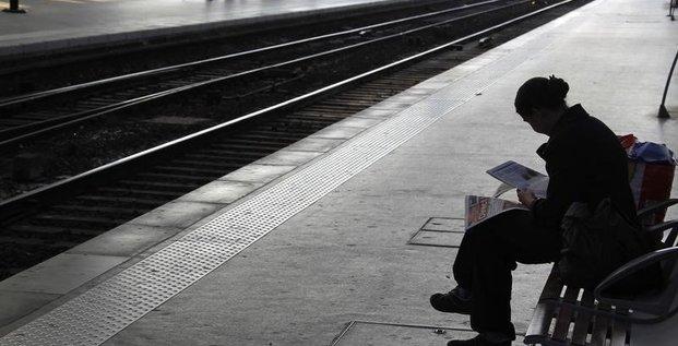 Fortes perturbations du trafic SNCF attendues mercredi