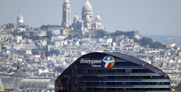 Bouygues Telecom va supprimer plus de 1.500 emplois