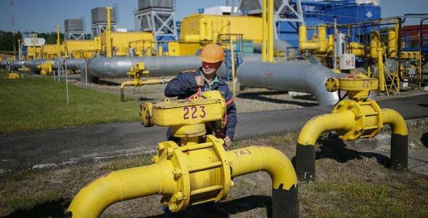 Kiev prêt à accepter un prix de compromis sur le gaz