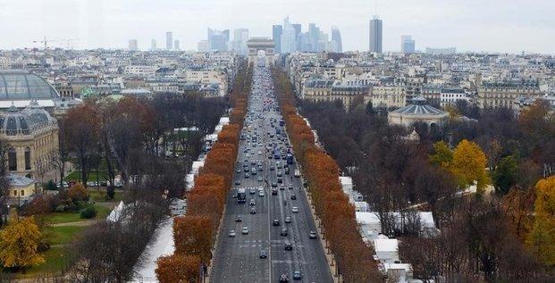 Le Marriott des Champs-Elysées racheté par un fonds de Hong Kong