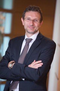 Michel Chabanel, le nouveau président de l'Afic