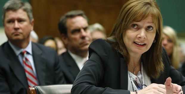 La culture du secret de General Motors vilipendée au Congrès