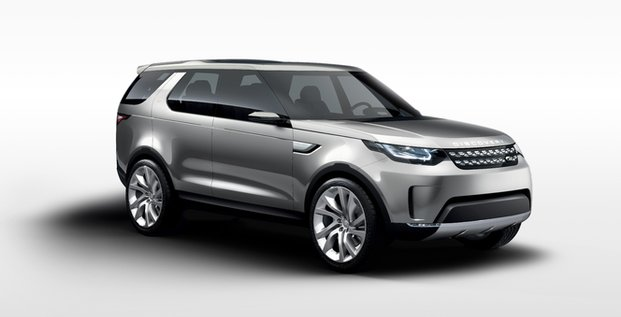 Land rover discovery (concept 2014)