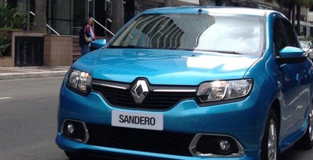 Renault sandero II Brésil