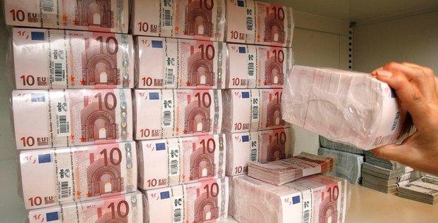 Contraction des prêts au secteur privé en mai en zone euro