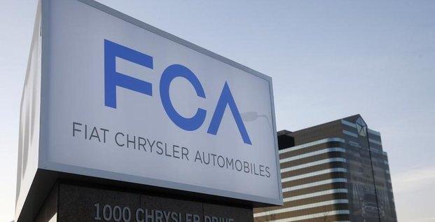 Fiat Chrysler prépare son entrée en Bourse à New York
