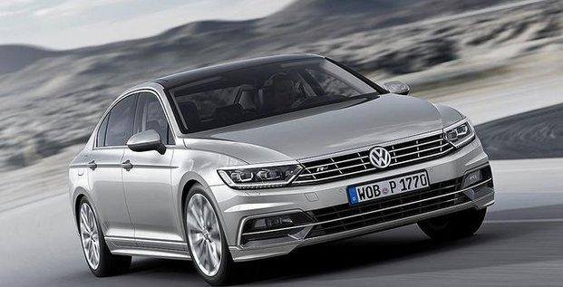 VW PASSAT JUILLET 2014