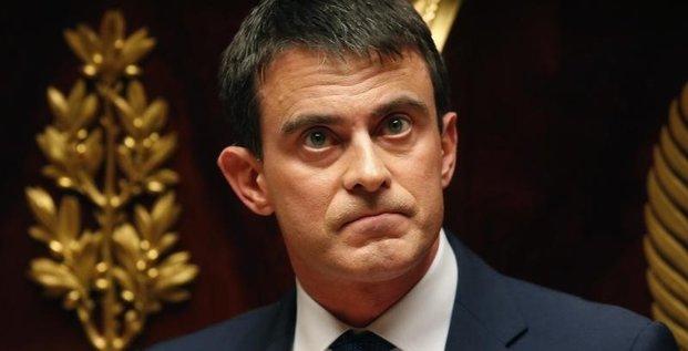 Manuel Valls diagnostique une France bloquée, prône le mouvement