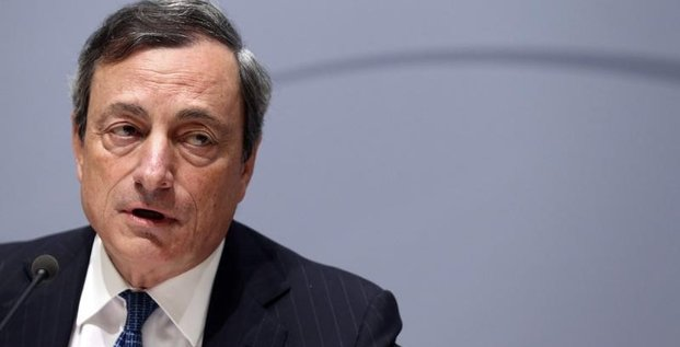 Les pays de la zone euro doivent gouverner ensemble, dit Draghi