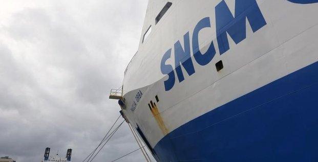 Les marins de la SNCM suspendent leur grève