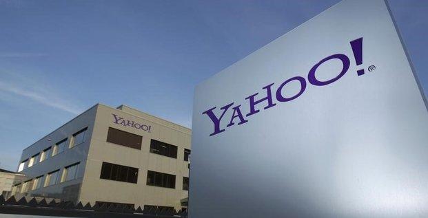 Baisse du chiffre d'affaires de Yahoo au 2e trimestre