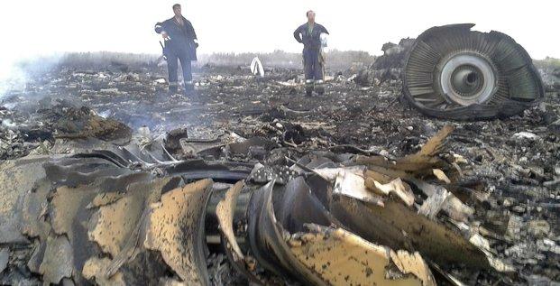 Avion écrasé