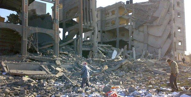 Conflit Israël Palestine
