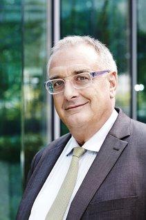 Hervé Guillou PDG de DCNS