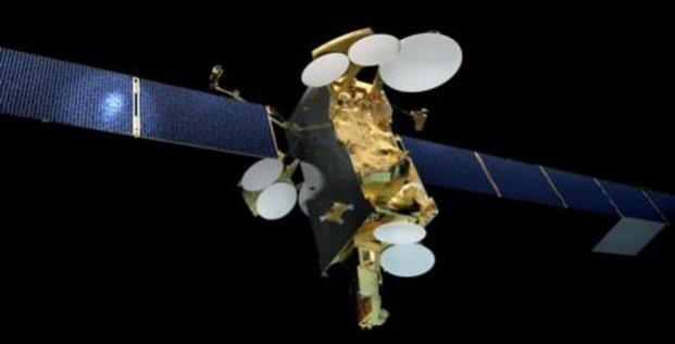 Airbus Space Systems Eutelsat satellite électrique