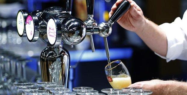 La Coupe du monde a dopé les ventes de bière d'AB InBev
