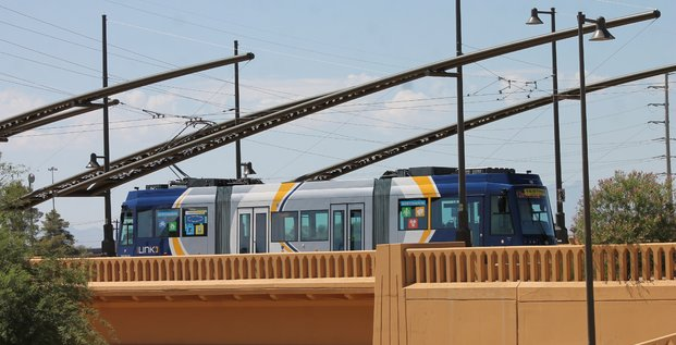 La RATP lance son premier tramway aux États-Unis