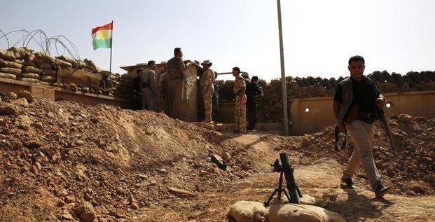 Les Kurdes irakiens réclament une aide militaire aux Etats-Unis