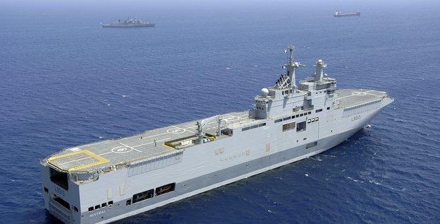 Mistral navire français