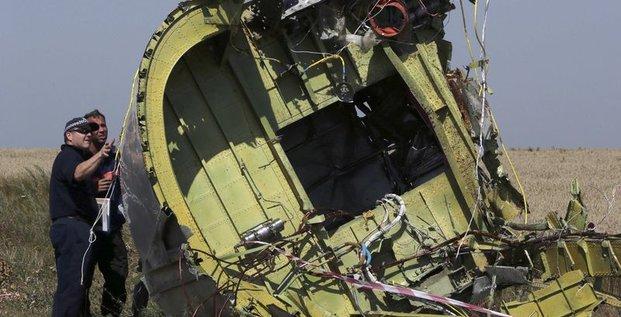 Fouilles entravées sur le site du crash du vol MH17