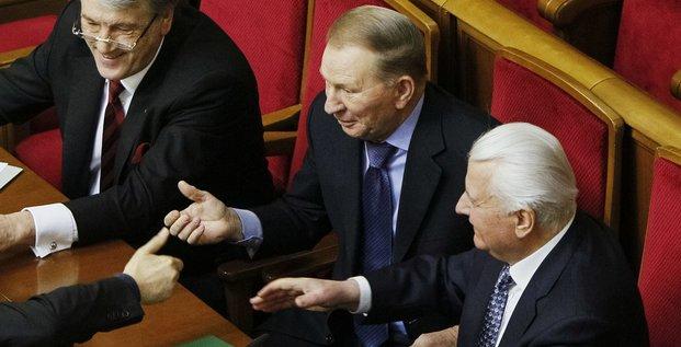 Ukrain parlement