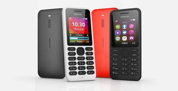 Nokia 130 par Microsoft