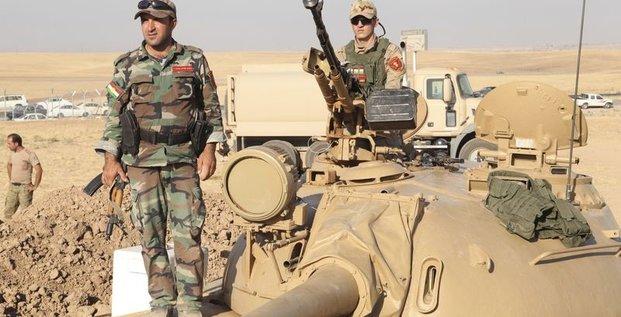 La France va livrer des armes aux Kurdes d'Irak