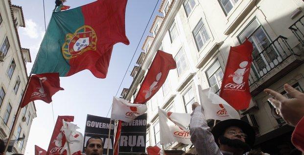 manifestation portugal