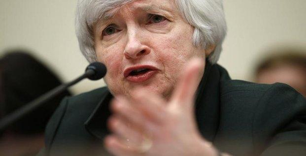 Janet Yellen prône une approche pragmatique du marché du travail