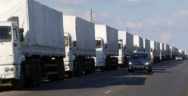 convoi russe