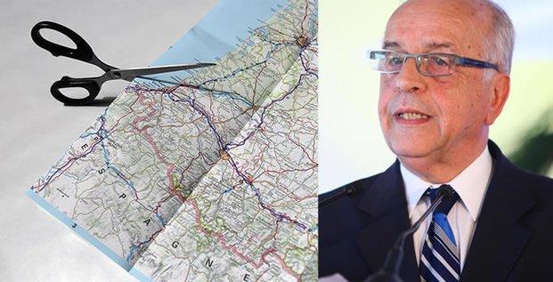 Selon Pierre Izard, le président du Conseil général de Haute-Garonne, le projet de réforme territoriale n'est pas concerté.