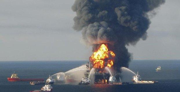 BP taxé de négligence grossière dans le dossier Deepwater