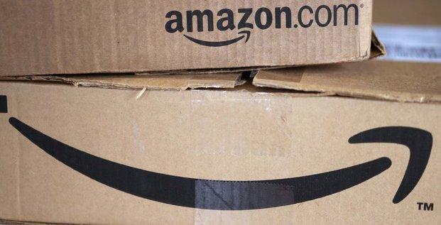 Amazon expérimente la livraison de produits frais avec USPS aux USA