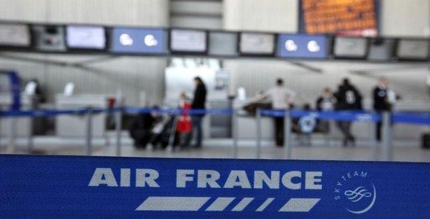 Un autre syndicat de pilotes d'Air France appelle à la grève