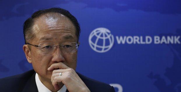 banque mondiale  Jim Yong Kim